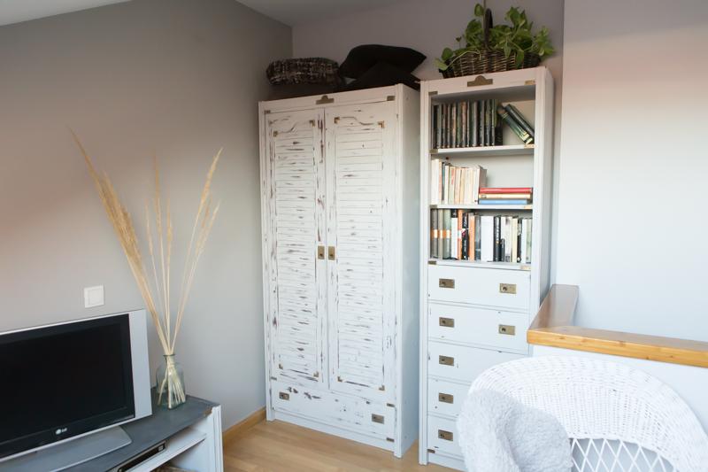 C mo restaurar un armario paso a paso cristina lopez - Restaurar armarios antiguos ...