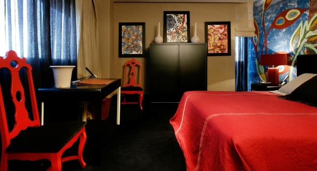 Los 10 Hoteles mejor decorados de Madrid