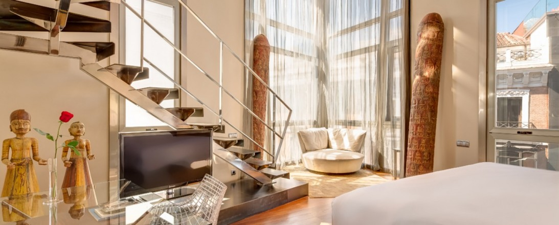 Los 10 Hoteles mejor decorados de Madrid_Hotel Urban