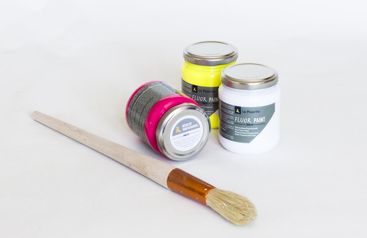 DIY: Diseña y decora tu maceta de cemento