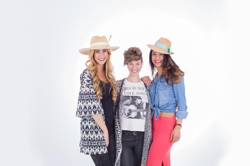 Sombreros pre-colección verano 2016