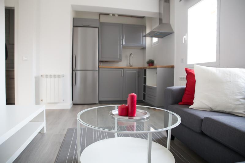 Home Staging: Un piso de 35m2