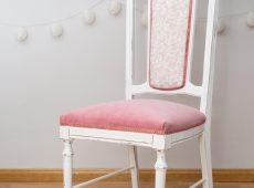 La silla vintage y su transformación